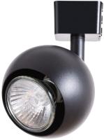 Трековый светильник Arte Lamp Brad Spot A6253PL-1BK -