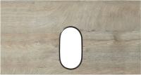 Столешница для ванной Акватон Лофт Фабрик 80 (1A243003LTDU0) -
