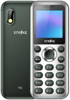 Мобильный телефон Strike F11 (зеленый) -