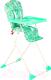 Стульчик для кормления GLOBEX Компакт 1401/05 (зеленый) -