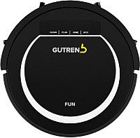 Робот-пылесос Gutrend Fun 120 / G120BW (черный/белый) -