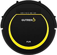 Робот-пылесос Gutrend Fun 120 / G120BY (черный/желтый) -
