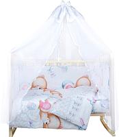 Комплект постельный в кроватку Alis Игрушки 7 -