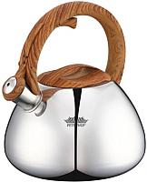 Чайник со свистком Peterhof PH-15638 -