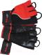 Перчатки для пауэрлифтинга BioTechUSA Memphis CIB000567 (L, красный/черный) -