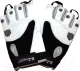 Перчатки для пауэрлифтинга BioTechUSA Texas CIB000565 (XL, белый/черный) -