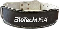 Пояс для пауэрлифтинга BioTechUSA Austin 1 CIB000569 (S, черный) -