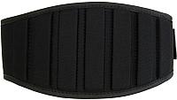 Пояс для пауэрлифтинга BioTechUSA Austin 5 I00002991 (XS, черный) -