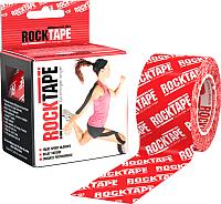 Кинезио тейп RockTape Classic RCT100-REDLG-OS / I00003104 (красный) -