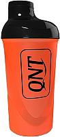 Шейкер спортивный QNT I00002210 (600мл, оранжевый) -