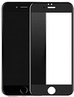 Защитное стекло для телефона Case Soft Edge для Redmi 4X (черный глянец) -