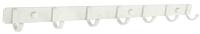Вешалка для ванны Ledeme L5516W-7 (белый) -