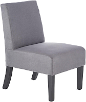 Кресло мягкое Halmar Fido (темно-серый) -