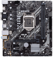 Материнская плата Asus Prime H410M-D -