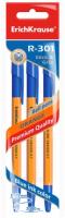 Набор шариковых ручек Erich Krause R-301 Orange Stick&Grip / 42752 -
