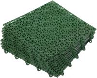 Коврик грязезащитный VORTEX 05365 (зеленый) -
