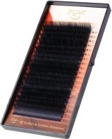 Ресницы для наращивания I-Beauty 0.07/С/11мм (20 линий, черный) -