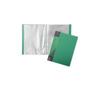 Папка для бумаг Hatber 100AV4 00107 (зеленый) -