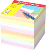 Блок для записей Erich Krause 5140 (цветной) -