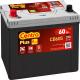 Автомобильный аккумулятор Centra Plus L+ / CB605 (60 А/ч) -
