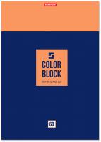 Блокнот Erich Krause Color Block / 49688 (60л) -