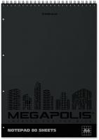 Блокнот Erich Krause Megapolis / 49813 (80л) -