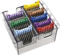 Набор насадок к машинке для стрижки шерсти Moser 1233-7050 (8шт) -
