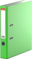 Папка-регистратор Erich Krause Neon / 45401 (зеленый) -