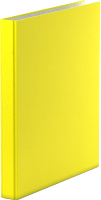 Папка-регистратор Erich Krause Neon / 39062 (желтый) -