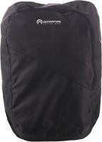 Рюкзак туристический Outventure B00399 / S17EOUOB003-99 (черный) -
