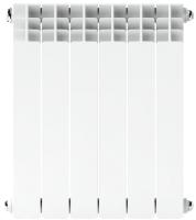 Радиатор алюминиевый НРЗ 500/100 (12 секций) -