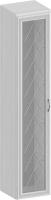 Шкаф навесной Лером Карина ШК-1064-СЯ (снежный ясень) -