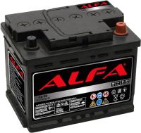 Автомобильный аккумулятор ALFA battery Hybrid R низкий / AL 45.0 (45 А/ч) -