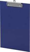 Планшет с зажимом Erich Krause Standard / 755 (синий) -
