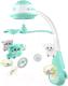 Мобиль на кроватку Baby Mix Медвежата / FS-35604 (мятный) -