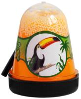Слайм Jungle Slime Тукан с белыми шариками / BS300-132 -