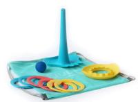 Набор игрушек для песочницы Quut Triplet + Ringo 6 + SunnyLove Пляжный / 170969 -