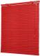 Жалюзи горизонтальные АС ФОРОС 9736 150x160 (красный) -