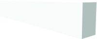Молдинг Decor-Dizayn DD611 (30х20х2000) -