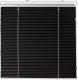 Жалюзи горизонтальные АС ФОРОС 9738 150x160 (черный) -