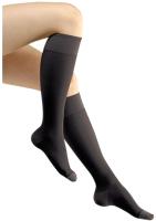 Гольфы компрессионные Aries Avicenum 140 плотные с закрытым носком / 9999 (S, normal) -