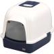 Туалет-домик EBI Эклипс 70 / 441/130971 (белый/синий) -