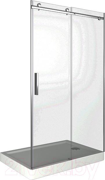 Купить Душевое ограждение Good Door, Altair WTW-130-C-CH, Россия