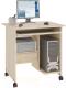 Компьютерный стол Сокол-Мебель КСТ-10.1 (дуб сонома) -