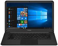 Ноутбук Prestigio SmartBook 141 C2 / PSB141C02ZFH_BK_CIS (черный) -