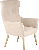 Кресло мягкое Halmar Cotto (бежевый) -