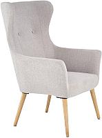 Кресло мягкое Halmar Cotto (светло-серый) -