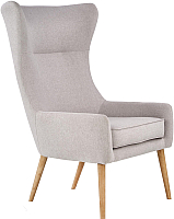 Кресло мягкое Halmar Favaro 2 (светло-серый) -
