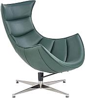 Кресло мягкое Halmar Luxor (зеленый) -
