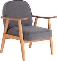 Кресло мягкое Halmar Retro (серый) -